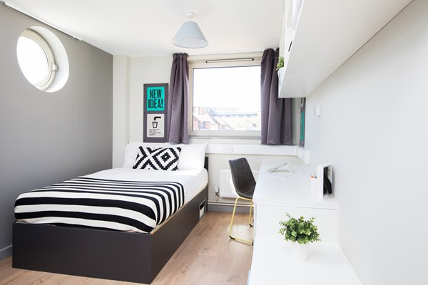 East-Central-House-London-Bedroom-Unilodgers