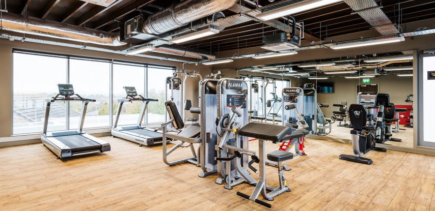 Ernest-Place-Durham-Gym-2-Unilodgers