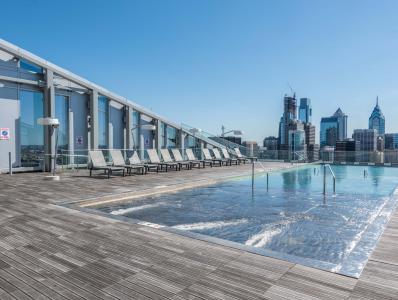 Evo-At-Cira-Centre-South-Philadelphia-PA-Swimming-Pool-Unilodgers