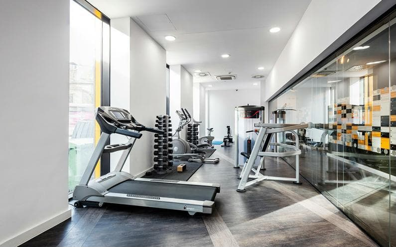 Fusion-Tower-Bristol-Gym-Unilodgers