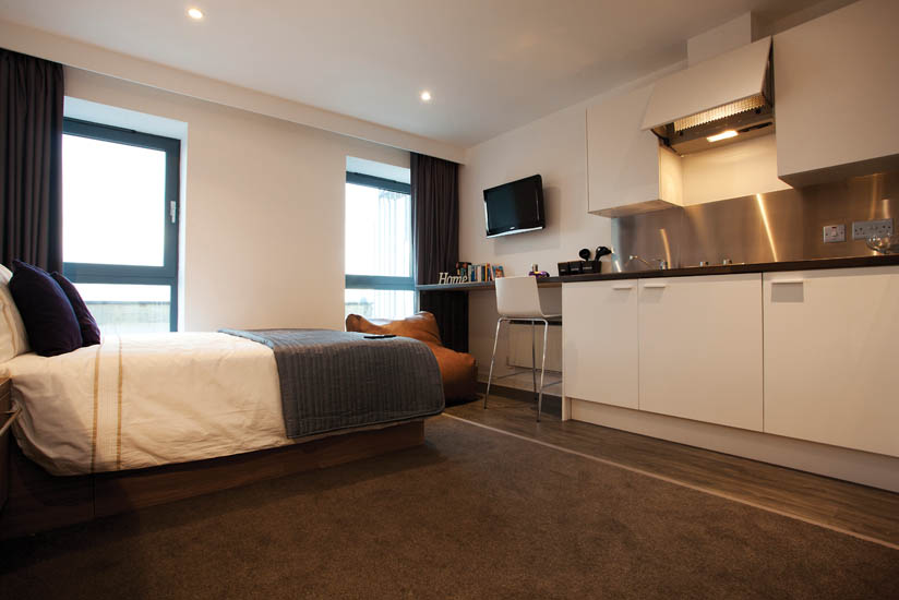 Gallery Apartments, Glasgow Student Accommodation | Unilodgers