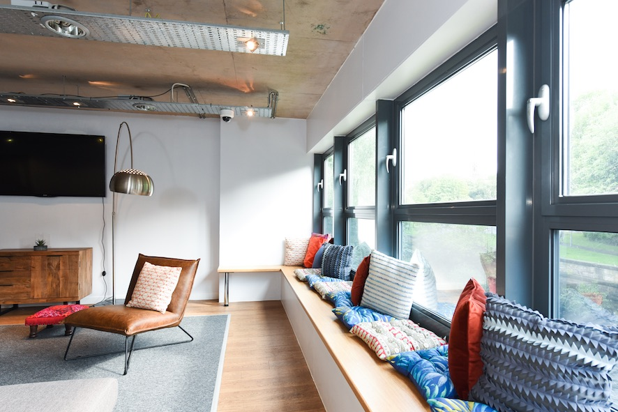 Gibson-Sreet-Glasgow-Communal-Spaces-Unilodgers