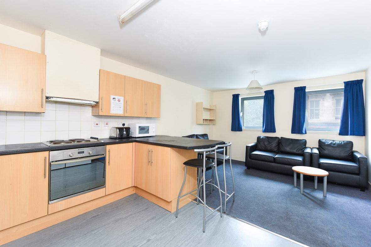 Gibson-Sreet-Glasgow-Standard-Communal-Kitchen-Unilodgers