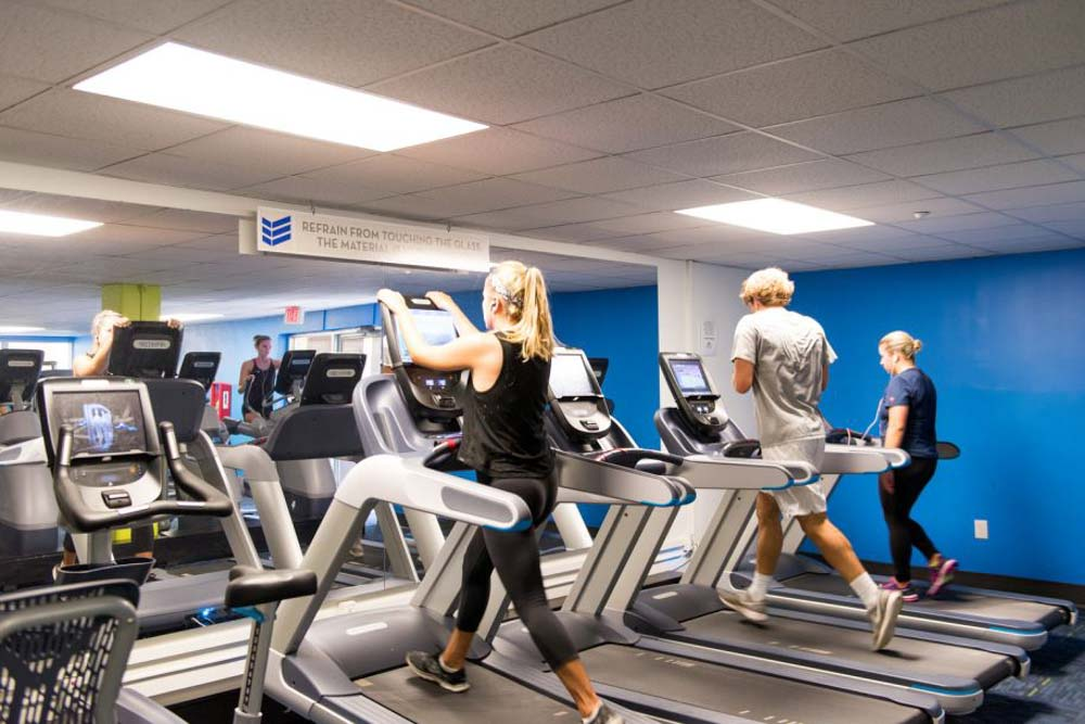 Granville-Towers-Chapel-Hill-NC-Gym-Unilodgers