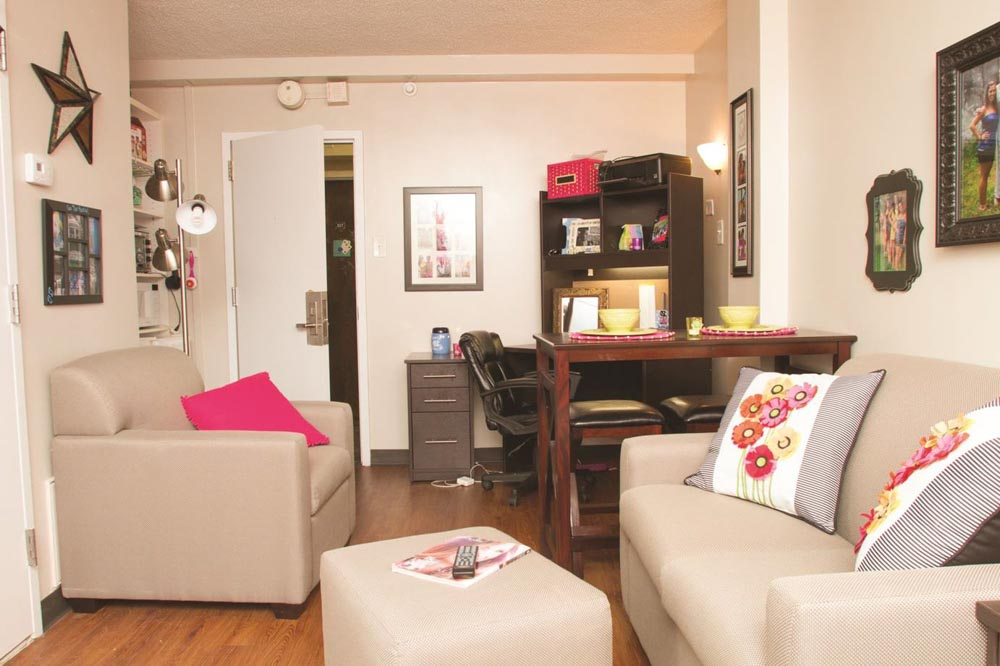 Granville-Towers-Chapel-Hill-NC-Living-Area-Unilodgers
