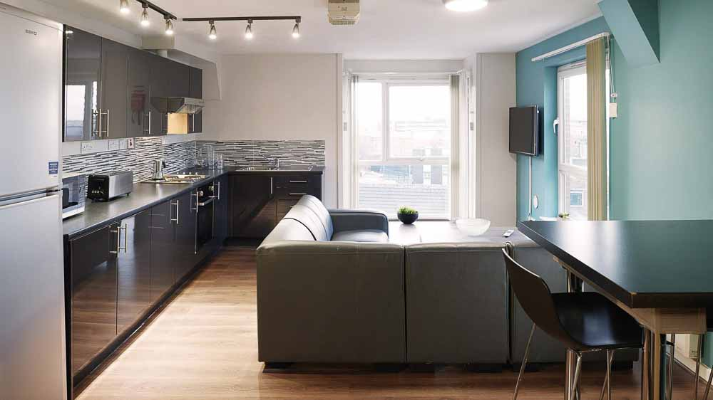 Great-Newton-House-Liverpool-Shared-Kitchen-Unilodgers