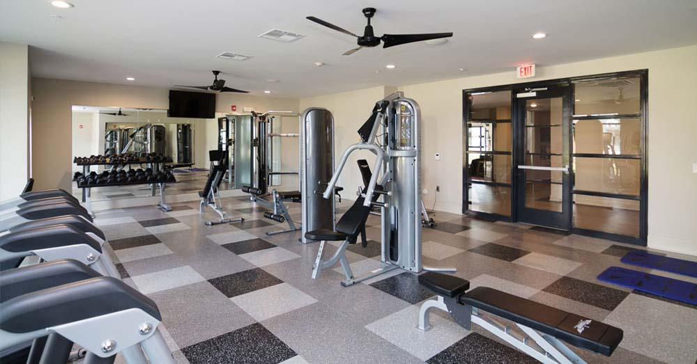 Greene-Crossing-Apartments-Columbia-SC-Gym-Unilodgers