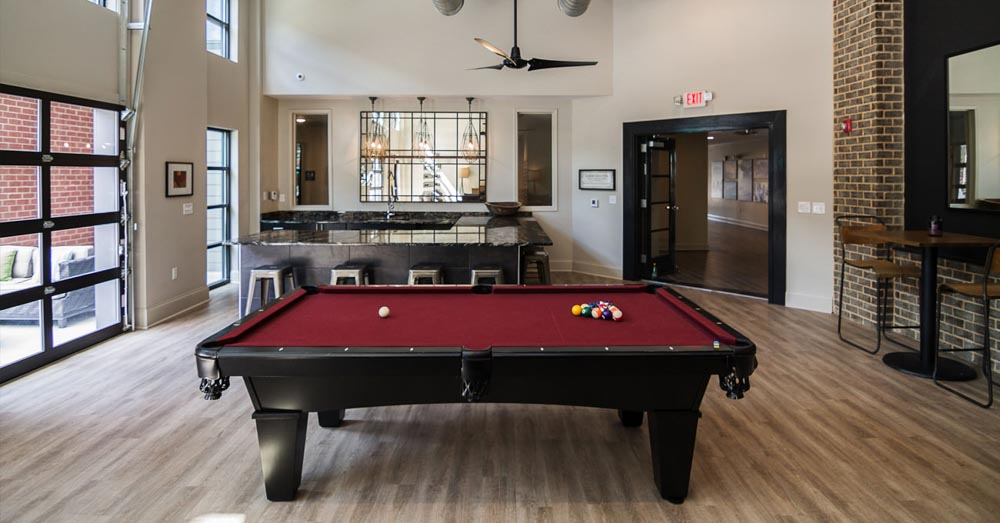 Greene-Crossing-Apartments-Columbia-SC-Pool-Table-Unilodgers