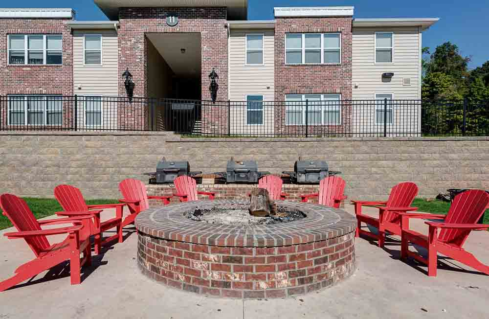 Grove-At-Slippery-Rock-Pa-Fire-Pit-Unilodgers
