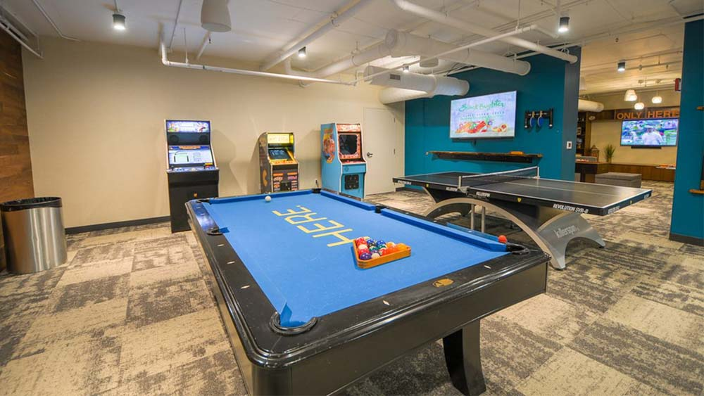Here-Champaign-IL-Games-Room-Unilodgers