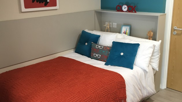 Home-Park-Bournemouth-Bedroom-Unilodgers