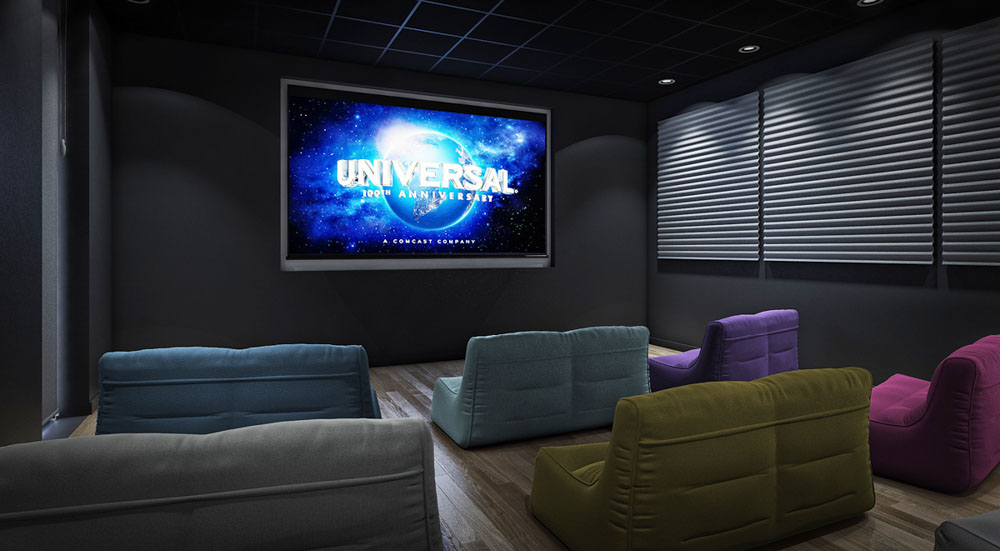 Homes-for-Students-Base-Glasgow-Cinema-Room-Unilodgers