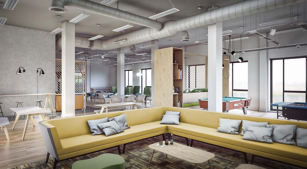 Homes-for-Students-Base-Glasgow-Common-Room-Unilodgers