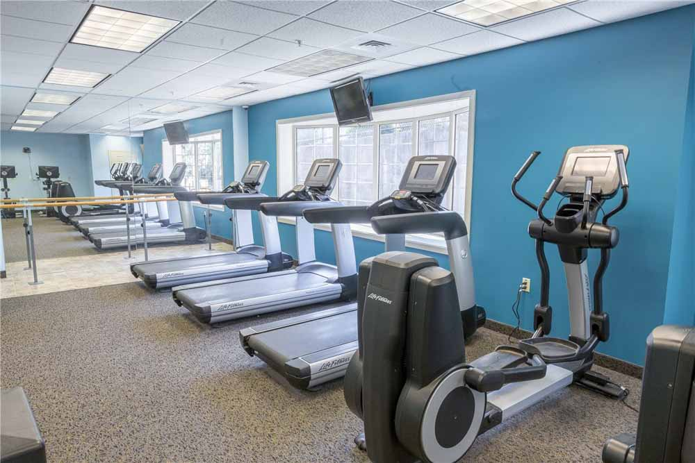Honeysuckle-Apartments-Bloomsburg-PA-Gym-Unilodgers
