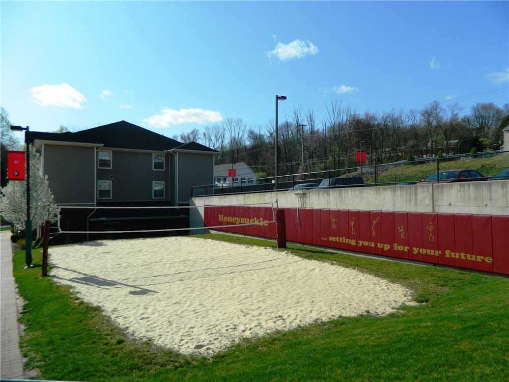 Honeysuckle-Apartments-Bloomsburg-PA-Volleyball-Court-Unilodgers