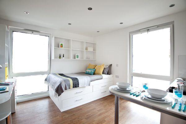 Hope-Street-Liverpool-Bedroom-Unilodgers