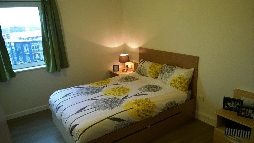 IQ-Broderick-House-Birmingham-Penthouse-Apartment-Bedroom-Unilodgers