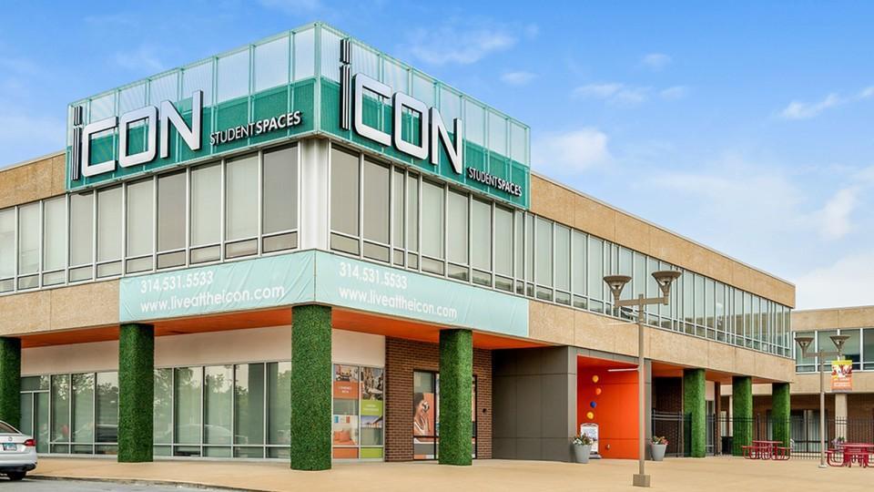 Icon-Student-Spaces-Saint-Louis-MO-Exterior-Unilodgers