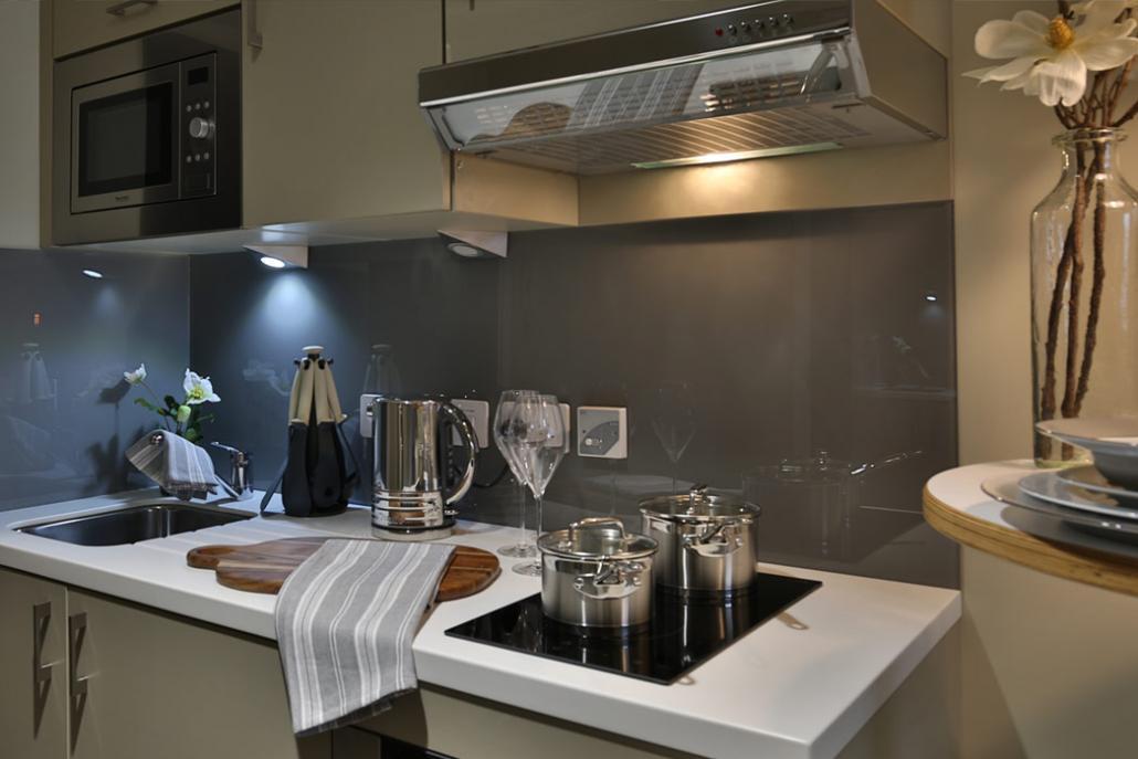 Jesmond-Apartments-Newcastle-Kitchen-Unilodgers