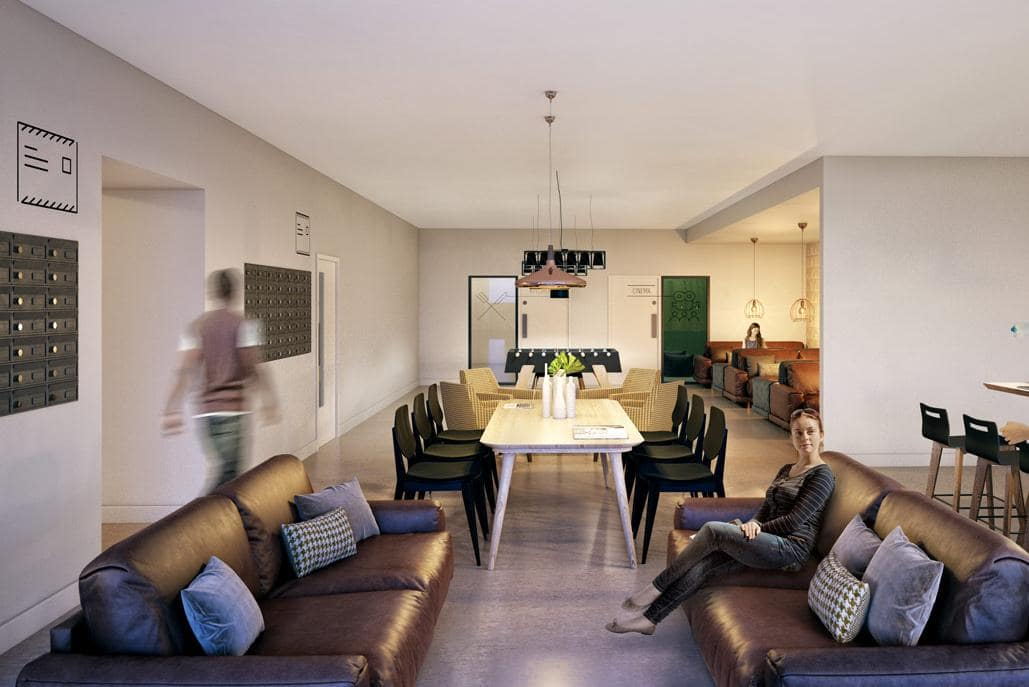 Jesmond-Apartments-Newcastle-Living-Area-2-Unilodgers