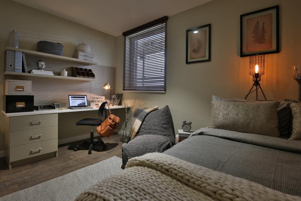 Jesmond-Apartments-Newcastle-Studio-Unilodgers