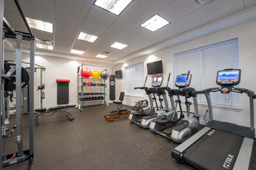 Lafayette-Place-Oxford-MS-Gym-Unilodgers
