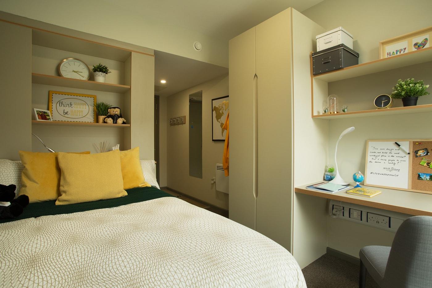 Liv-Dublin-Bedroom2-Unilodgers