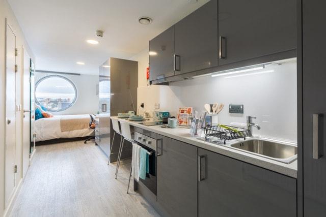 Livin-Cardiff-Kitchen-Unilodgers