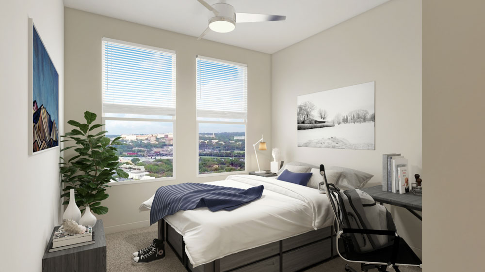 Lyndon-At-Springtown-San-Marcos-TX-Bedroom-Unilodgers