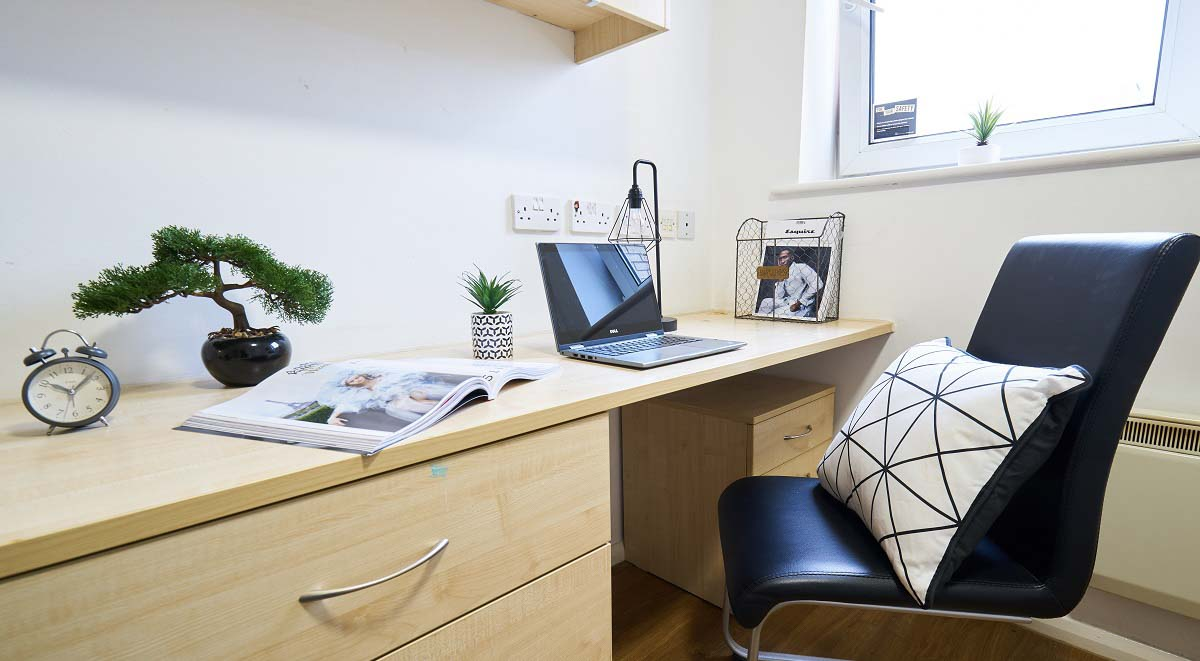 Manchester House-Manchester-Study-Unilodgers