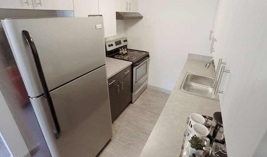 Mint-Urban-Infinity-Denver-CO-Kitchen-Unilodgers