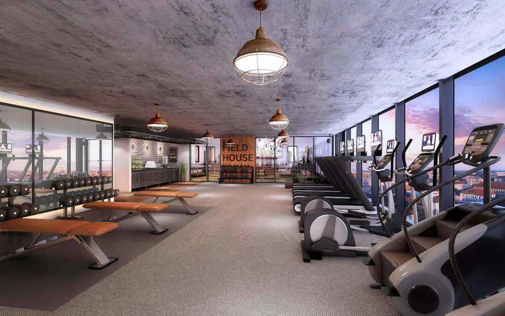 MoonTower-Austin-TX-Gym-Unilodgers