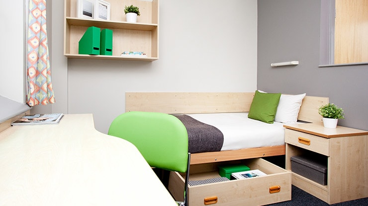 New-Medlock-House-Manchester-Bedroom-3-Unilodgers