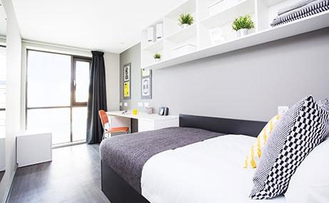 Newgate-Court-Newcastle-Upon-Tyne-Bedroom-Unilodgers