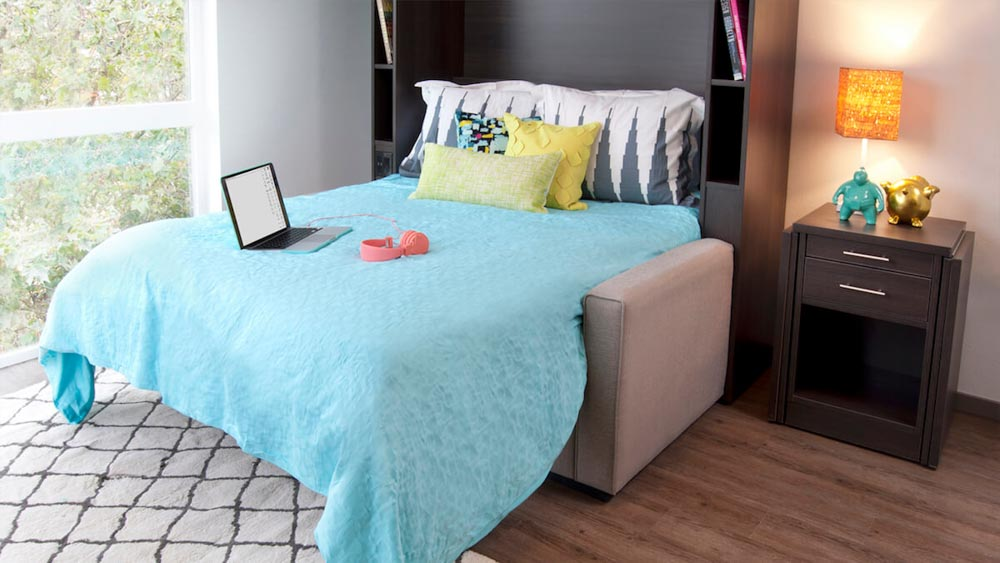 Nora-Seattle-WA-Bedroom-Unilodgers