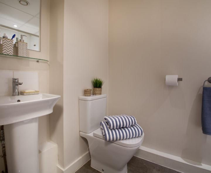 Northgate-House-Cardiff-Washroom-Unilodgers