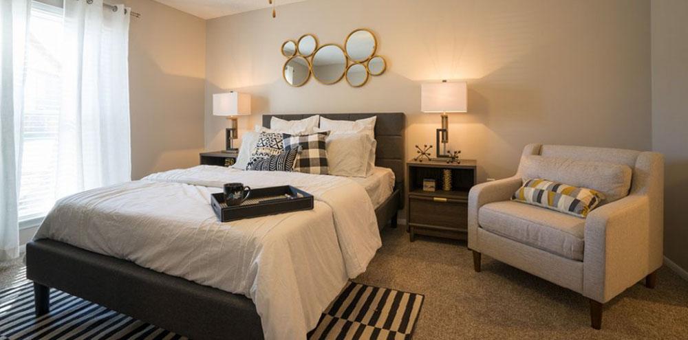 Oakbrook-Apartments-Baton-Rouge-LA-Bedroom-Unilodgers