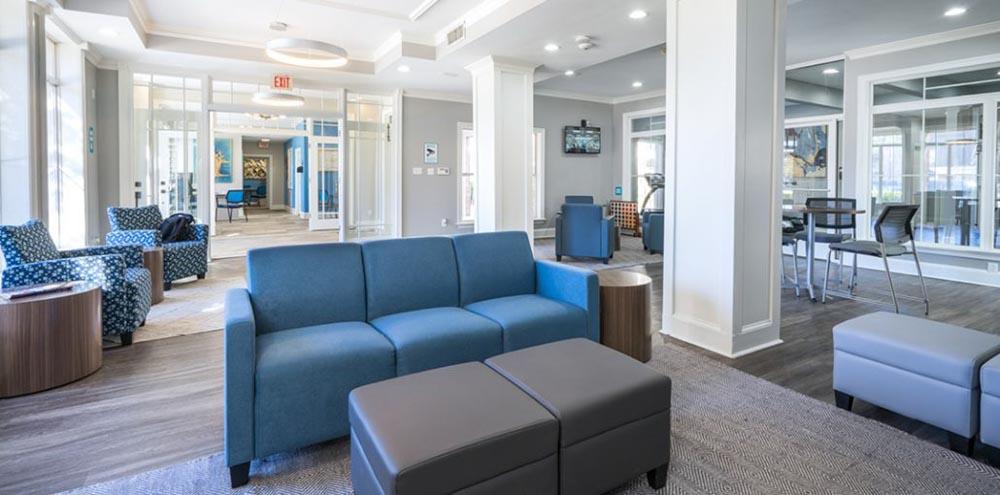 Oakbrook-Apartments-Baton-Rouge-LA-Common-Room-Unilodgers