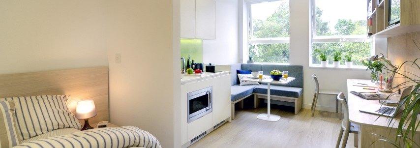 Park-House-Southampton-Studio-Room-1-Unilodgers