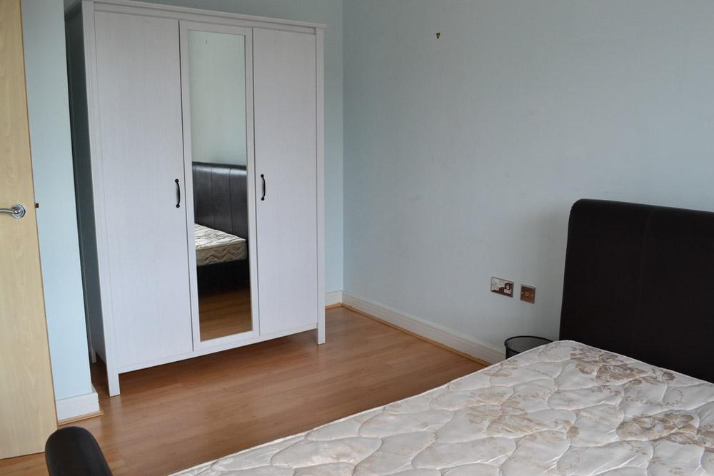 Park Wharf-Nottingham-Bedroom 2-Unilodgers