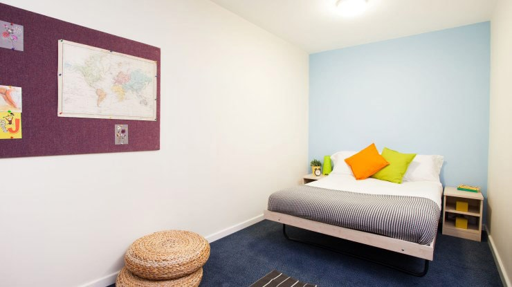 Piccadilly-Point-Manchester-Bedroom-2-Unilodgers