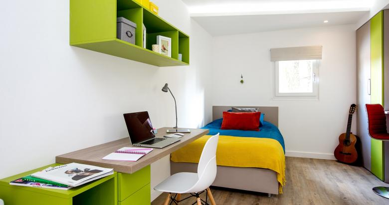 Podium-Egham-Studio-Bedroom-Unilodger