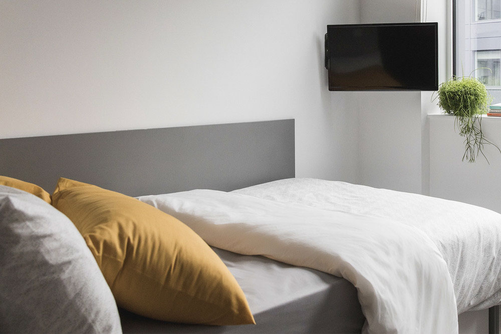Point Campus-Dublin-Bedroom 2-Unilodgers
