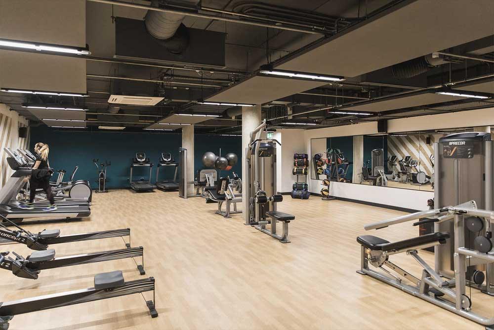 Point Campus-Dublin-Gym-Unilodgers