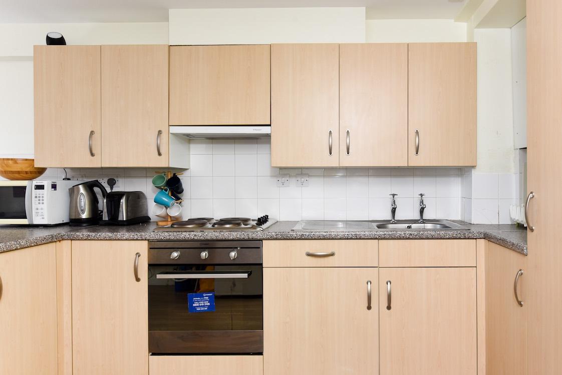 Portsburgh-Court-Edinburgh-Communal-Kitchen-Unilodgers