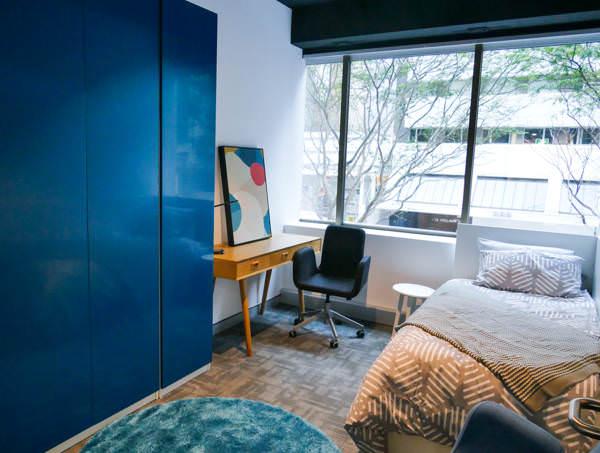 Precinq-Brisbane-Bedroom-Unilodgers