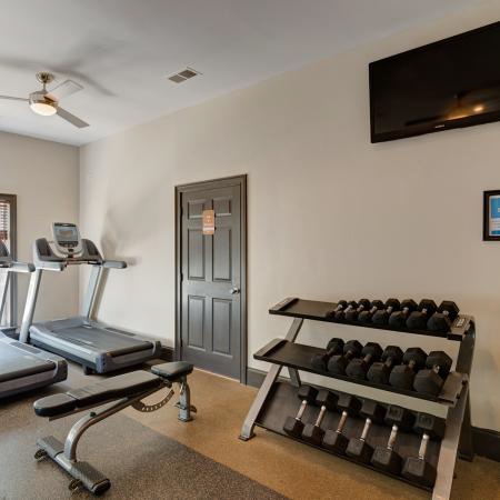 Revelry-Flats-At-Milledgeville-GA-Fitness-Center-Unilodgers