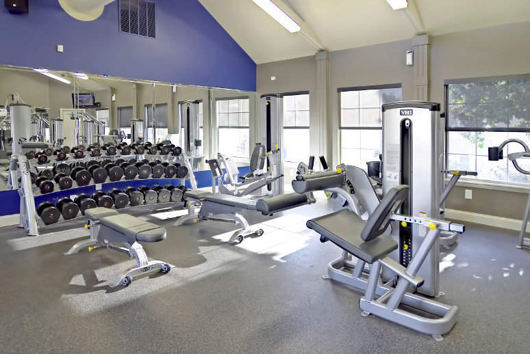 Riverside-Columbia-NC-Gym-Unilodgers