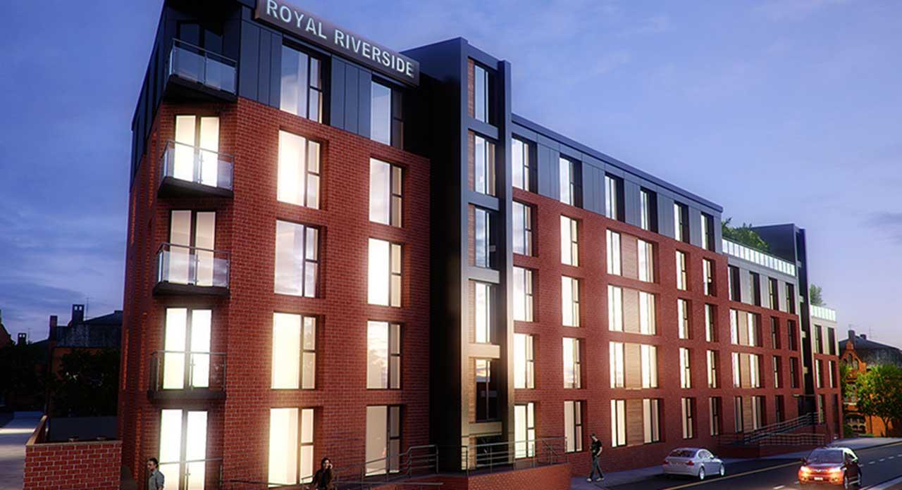 Royal-Riverside-Sheffield-Exterior-Unilodgers