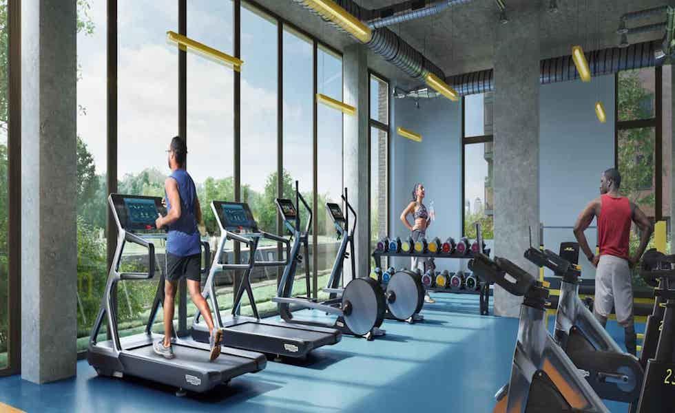 Scape-Mile-End-Canalside-London-Gym-Unilodgers